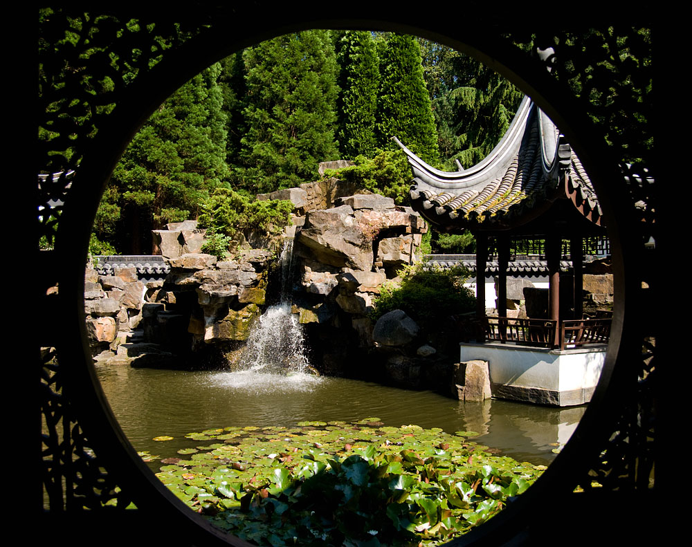 The Chinese Garden by duncan-blues