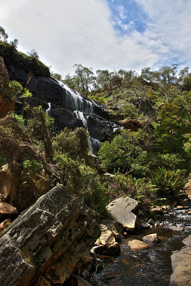 MacKenzie Falls, Grampians, AU by duncan-blues