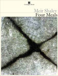 Four Meals mock book cover