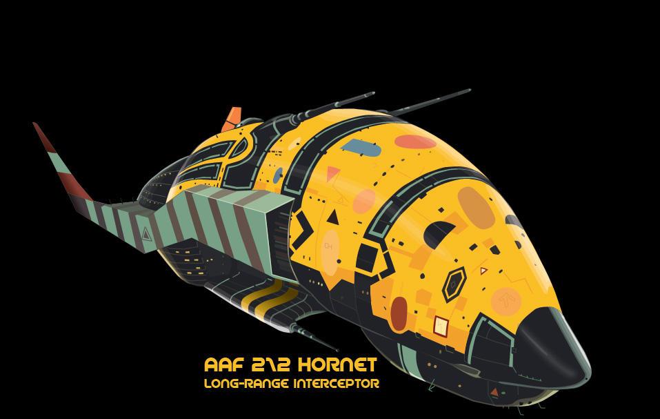 AAF 212 HORNET
