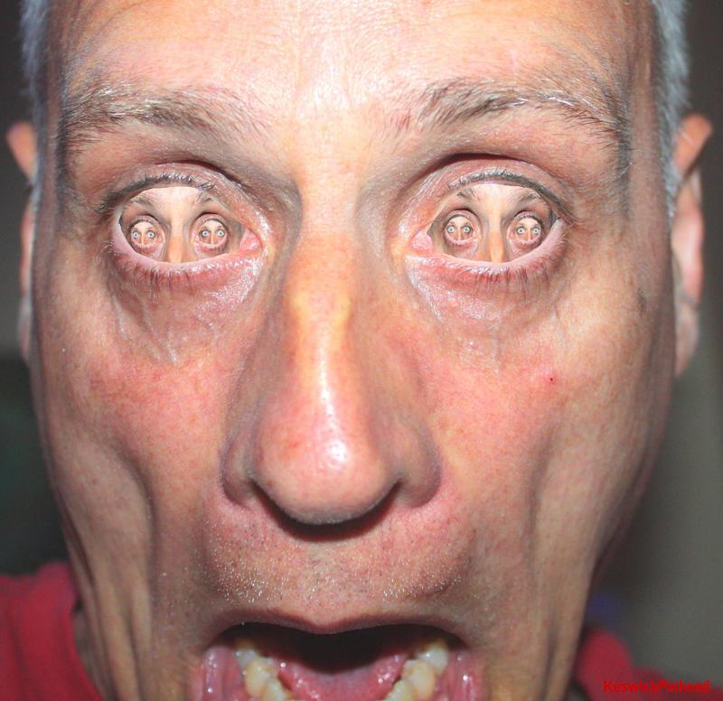 I am a stare case by KeswickPinhead