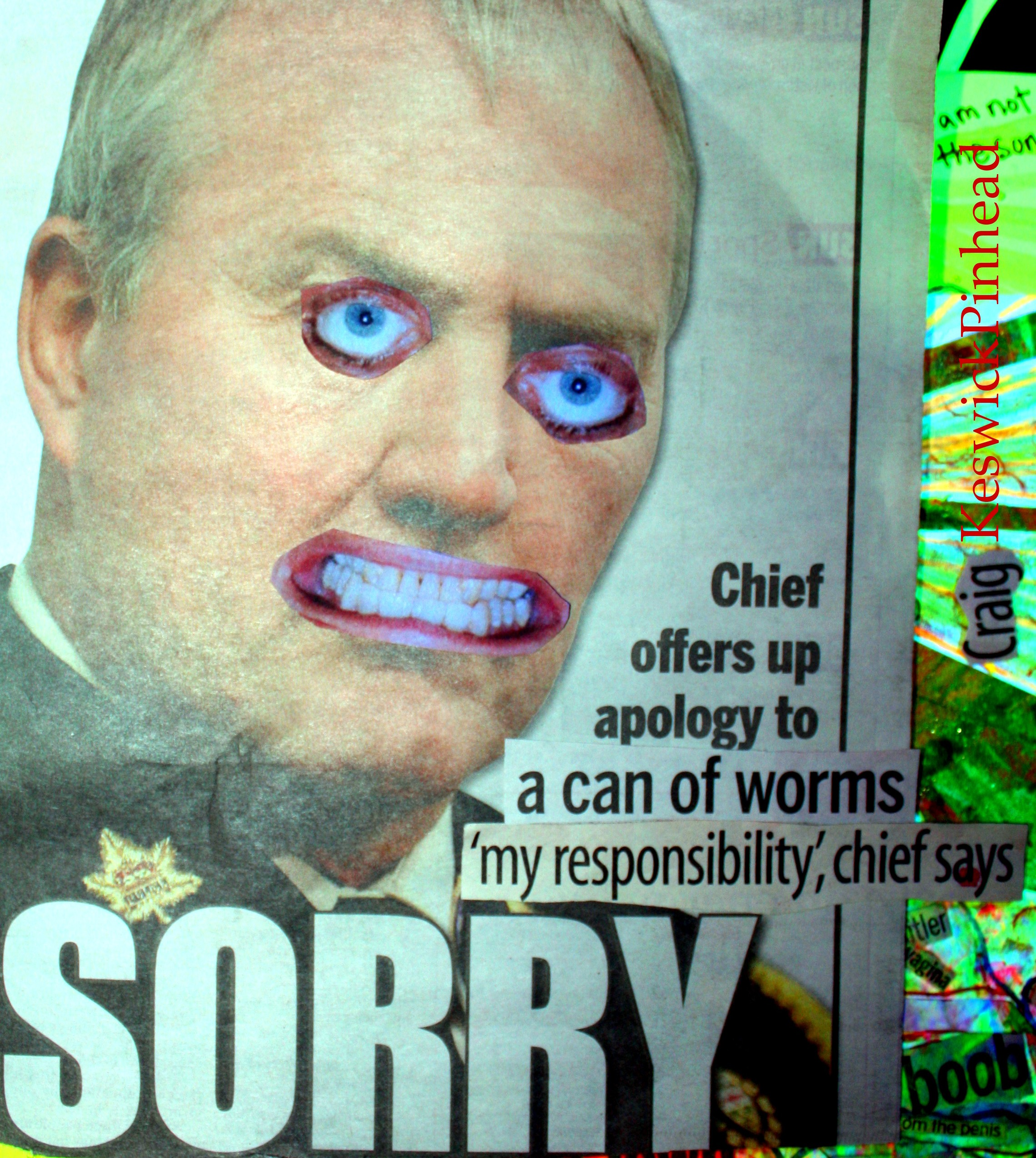 Worms moved by Chief's Apology by KeswickPinhead
