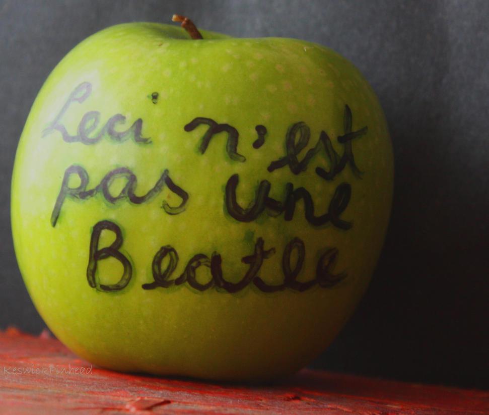 Ceci n'est pas une Beatle by KeswickPinhead