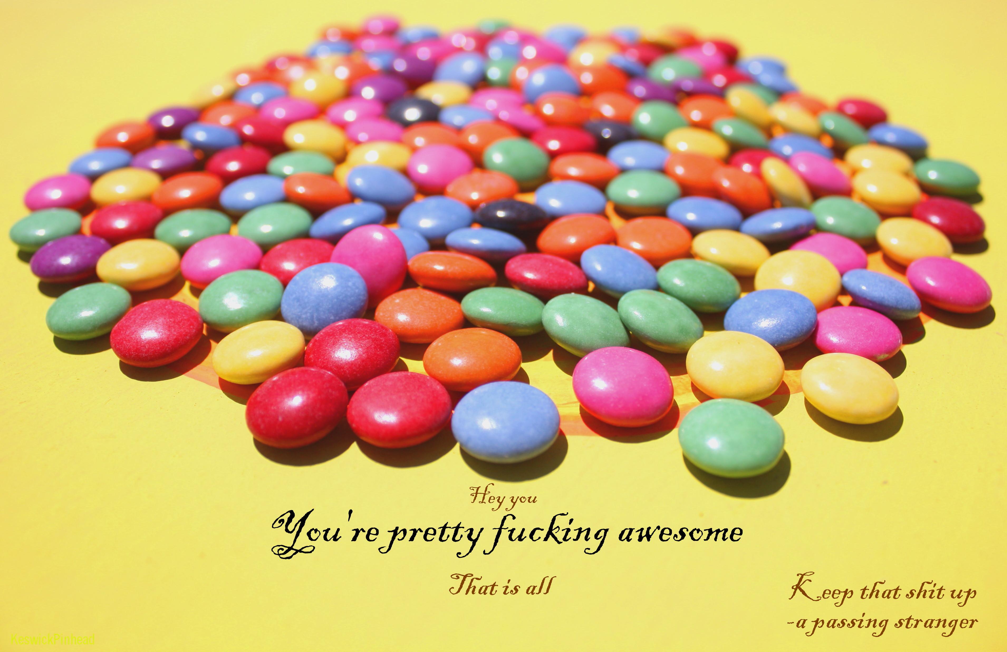 You deserve a compliment by KeswickPinhead