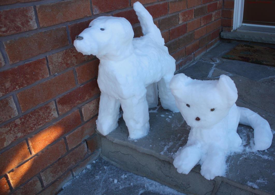 Snowfriends by KeswickPinhead