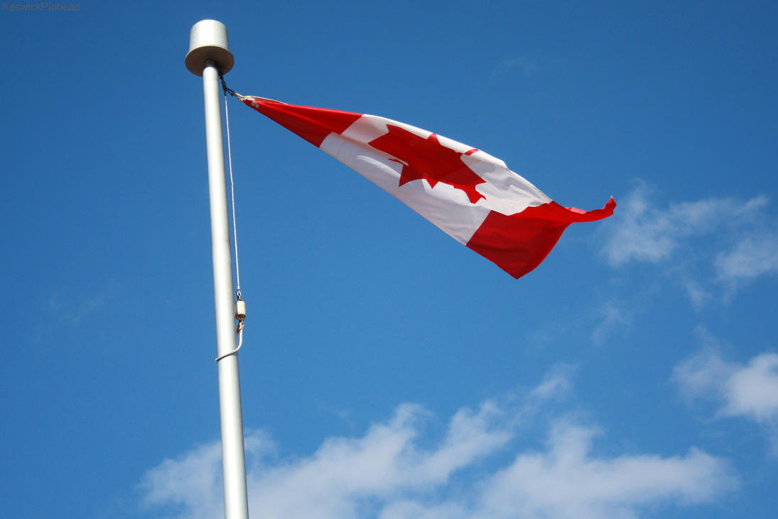 Catholic Canada Flag Etiquette? by KeswickPinhead