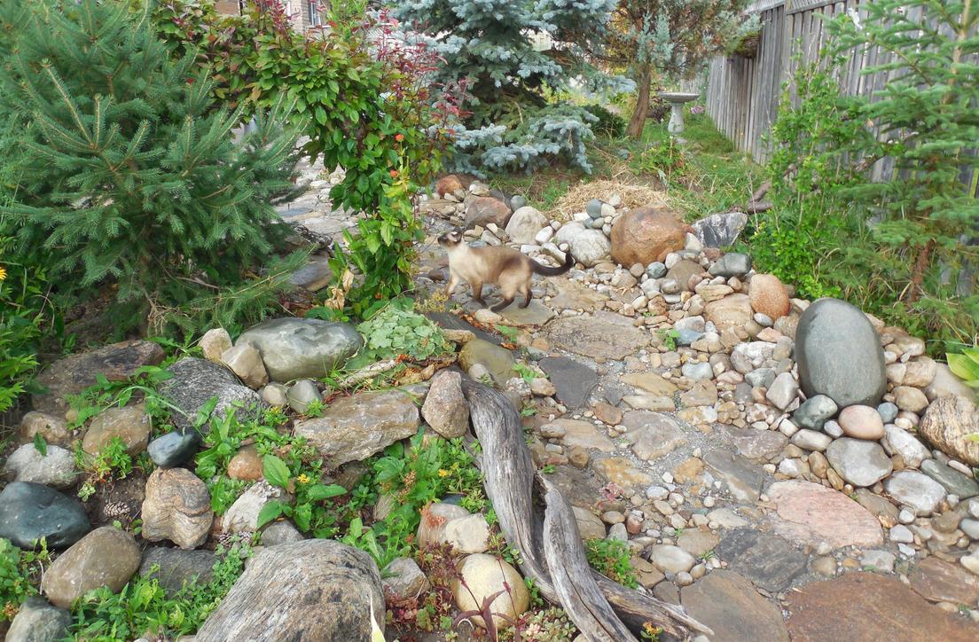 I do my little walk upon the rockpath by KeswickPinhead
