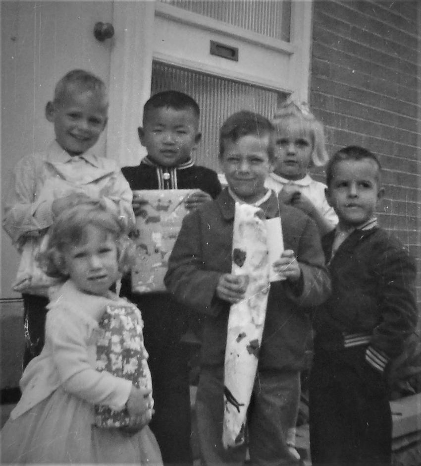 Early Mid-Sixties Birthday Photo by KeswickPinhead