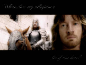 The Sacrifice of Faramir