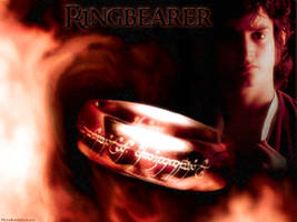 Frodo and the One Ring by Estella-Brandybuck