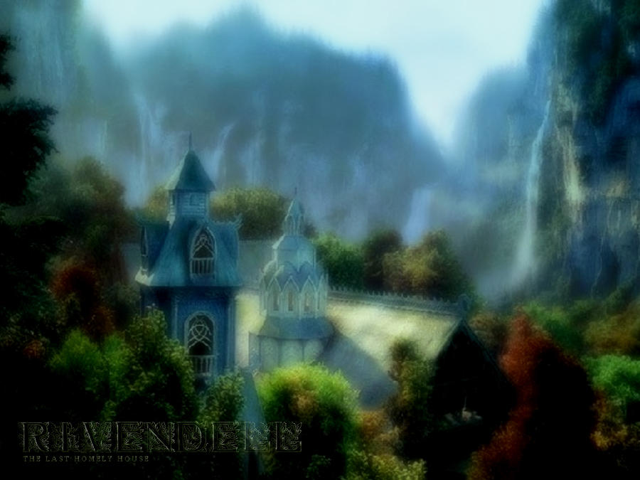 rivendell wallpaper-#26