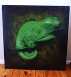 'Chameleon' (green)