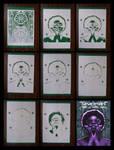 Spacegirl Process small by Artby2Heads