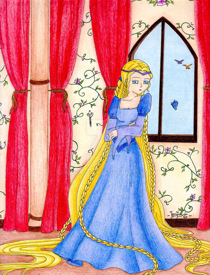 rapunzel story final Most people remember the famous line, 'rapunzel, rapunzel, let down your hair',  but do you know the whole story in this lesson, you'll learn about.