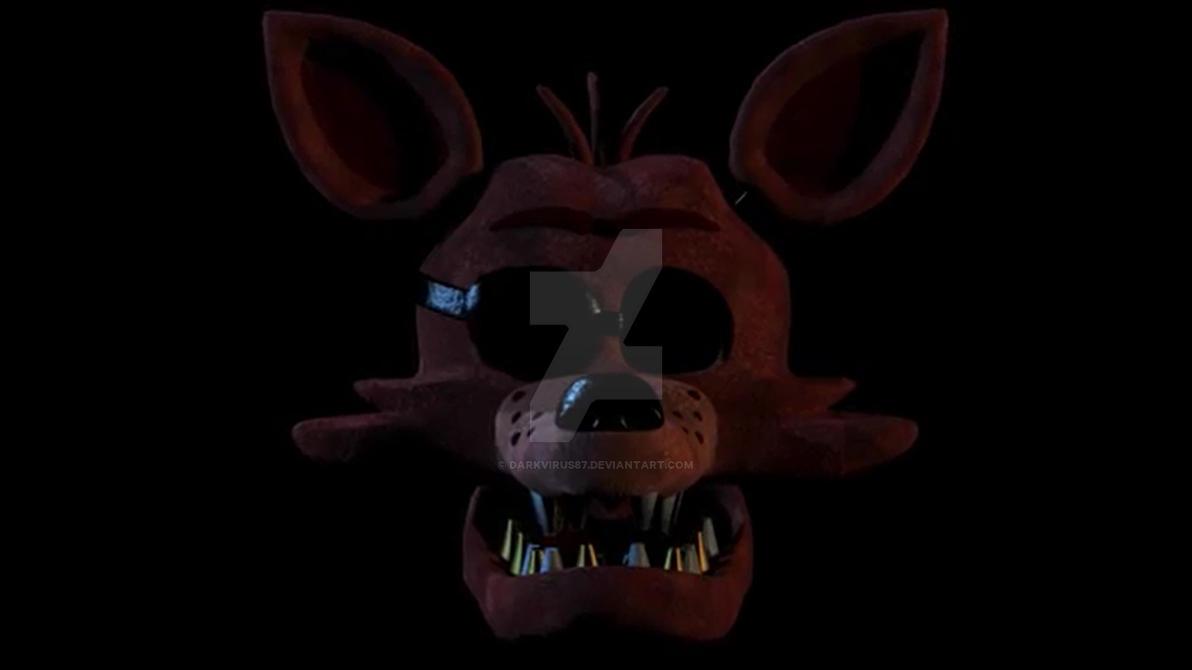 (FNaF World Trailer) Foxy by DarkVirus87