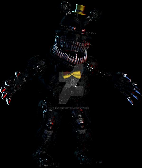 Nightmare by DarkVirus87