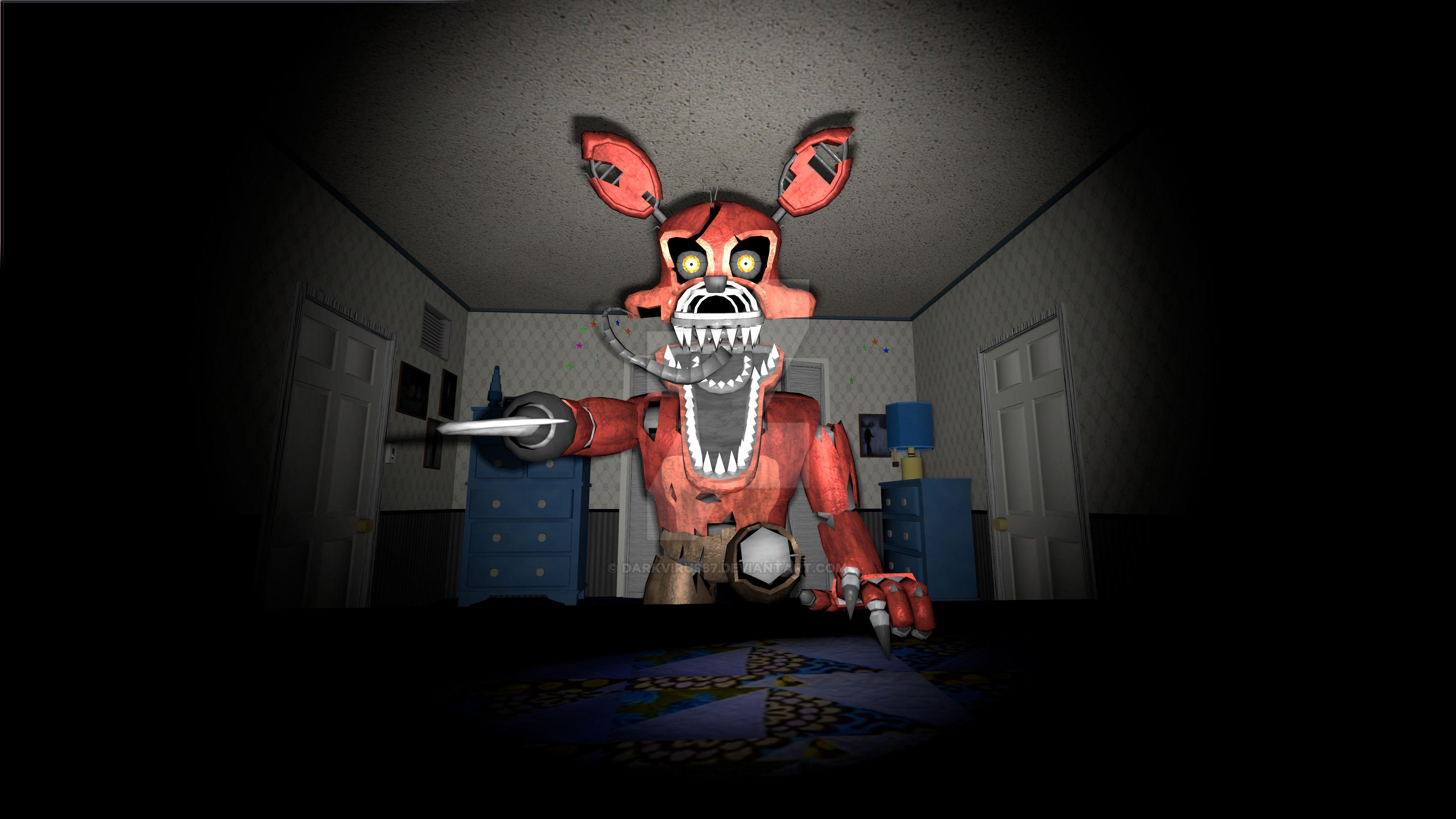 [FNaF SFM] Foxy Found You by DarkVirus87