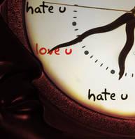feelings clock by dndnma