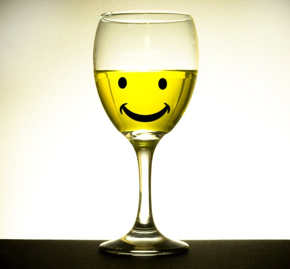smiley drink