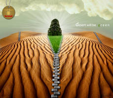 desert will be green by dndnma