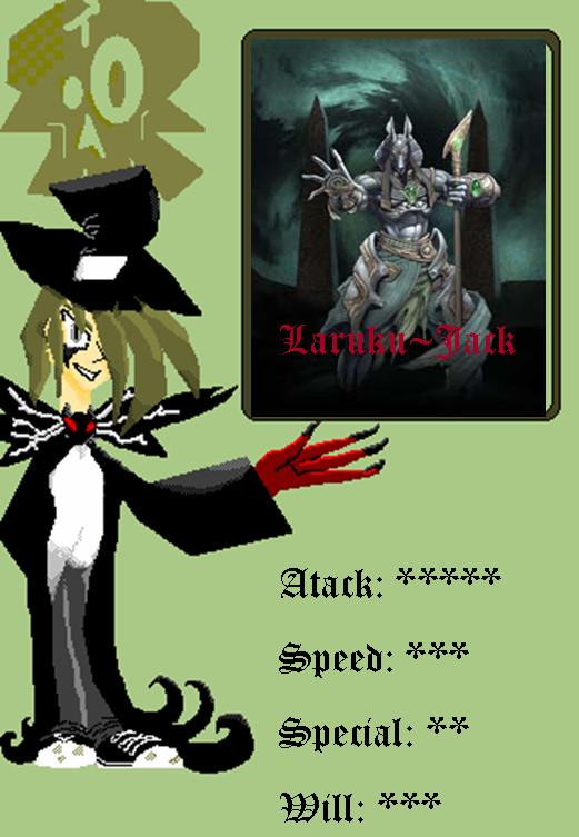LarukuJack's Profile Picture