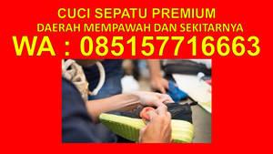 WA : 0851-5771-6663, Uncleshoes cuci treatment