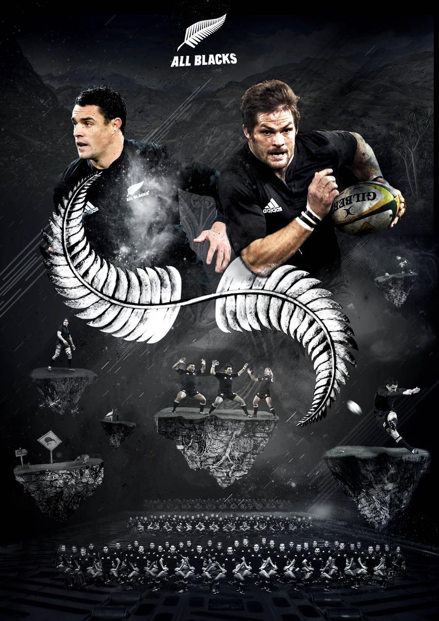 All Black But Gold: All Blacks By Bigeez On DeviantArt