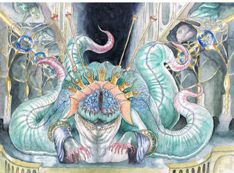 Prasevir- The legeslative of the swarm by F-K-Nightscream