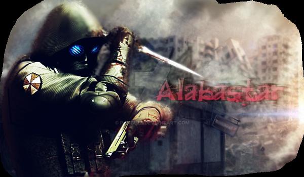 Alabastar by Panglez