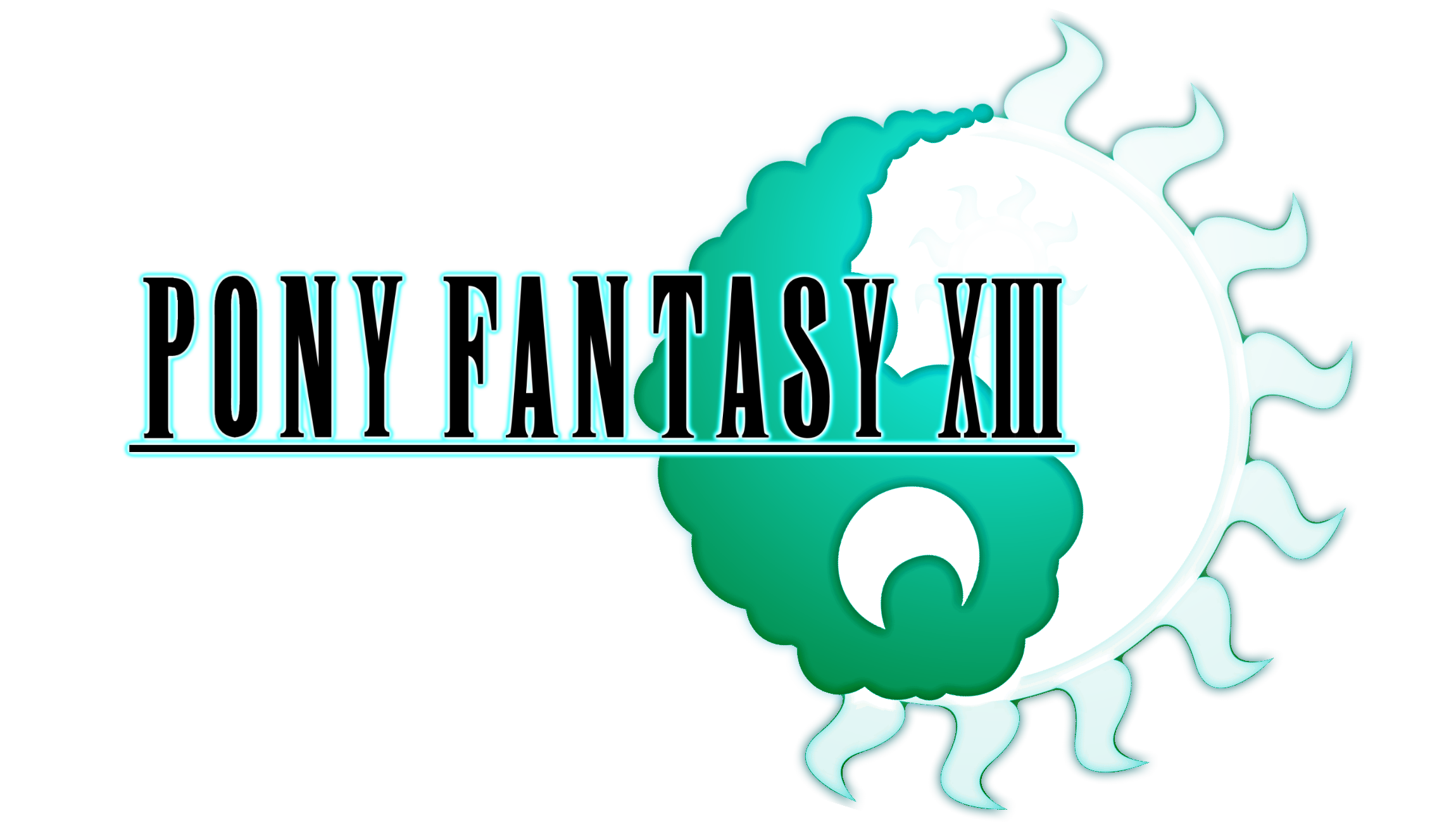 Pony Fantasy XIII Logo by TheAuthorGl1m0