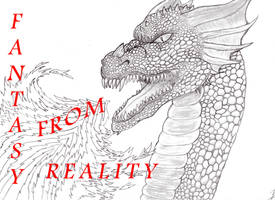 Fantasy From Reality group icon contest entry. by StarfallenWolf
