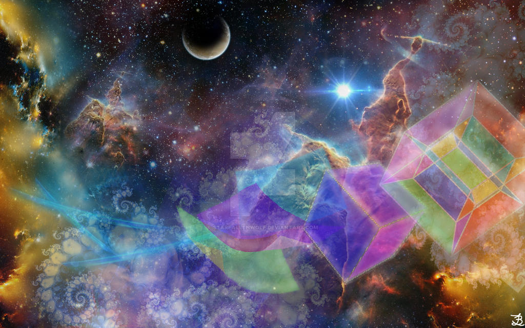 Dimensionality by StarfallenWolf