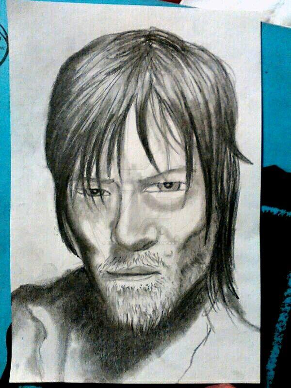 Daryl by StarfallenWolf