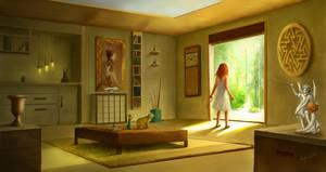 le portrait d'un appartement