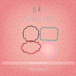 Pack marcos en PNG (PNG frames)