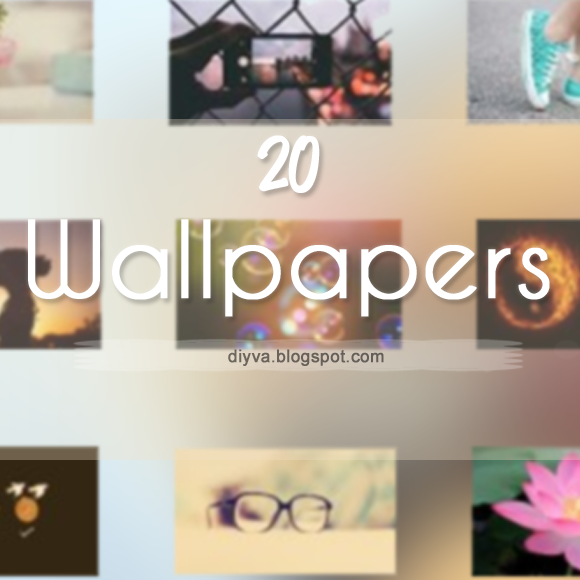 Wallpapers August 2015 by DiyVa-Jessica