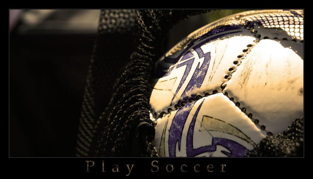 Play Soccer by DaredevilTaoist