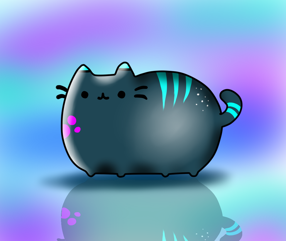 Pusheen Cat Wallpaper images