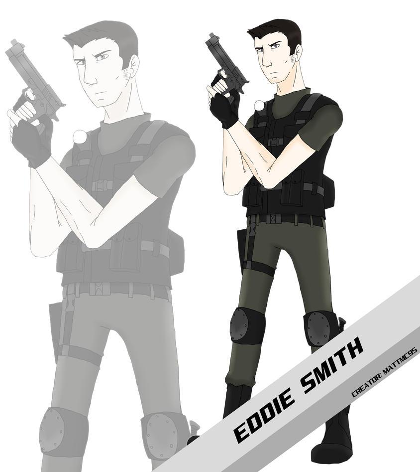 Eddie Design by mattmc95
