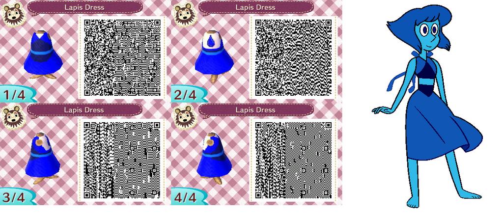 Lapis Dress by mattmc95