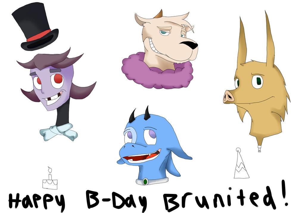 Bru B-day Gift by mattmc95