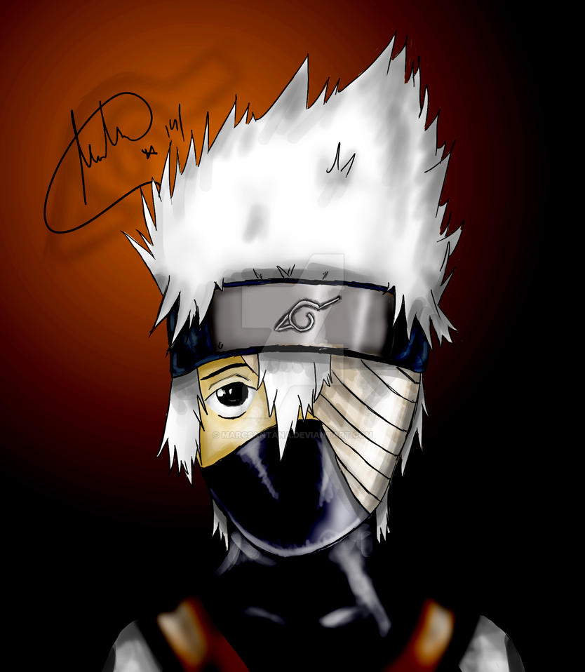 Image Result For Kakashi With A