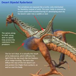 Bipedal Ryderbeist