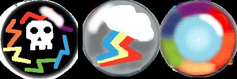 Rainbow Dash Fusions by SeashellAttorney