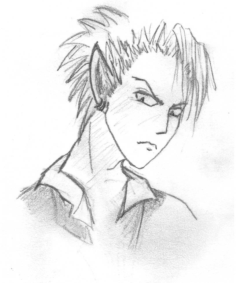 Hiruma Sketch 02