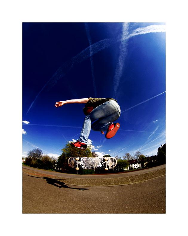 Featured :- Fisheye Skate