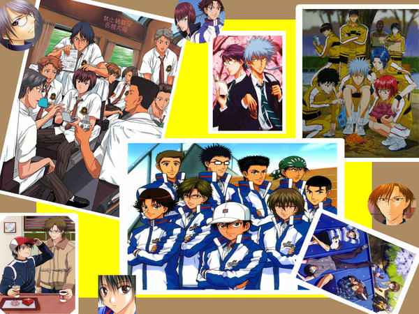 Kitten Chan 348 109 Prince Of Tennis Wallpaper By Michiyo13