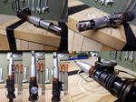 Jedi Lightsaber N.2 - StarWars by MartinLestrange
