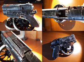 10mm Pistol - Fallout 4 by MartinLestrange