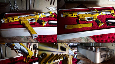 Hyperion Issued ARP9 - Airsoft Borderlands by MartinLestrange